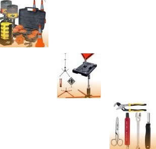 Image of Tools and Traffic & Safety Equpiment