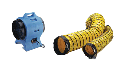 Image of Manhole Blower