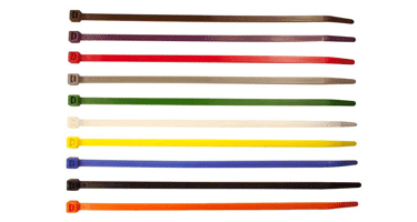 Image of Cable Ties, Supports and Supplies