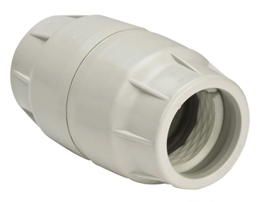 Image of Push Fit HDPE Couplers