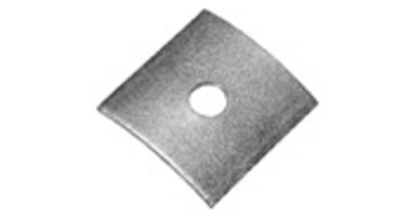 Image of Square Curved Washer