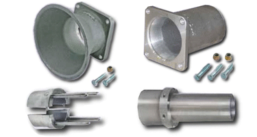Image of Alloy and Steel Duct Adapters and Bells