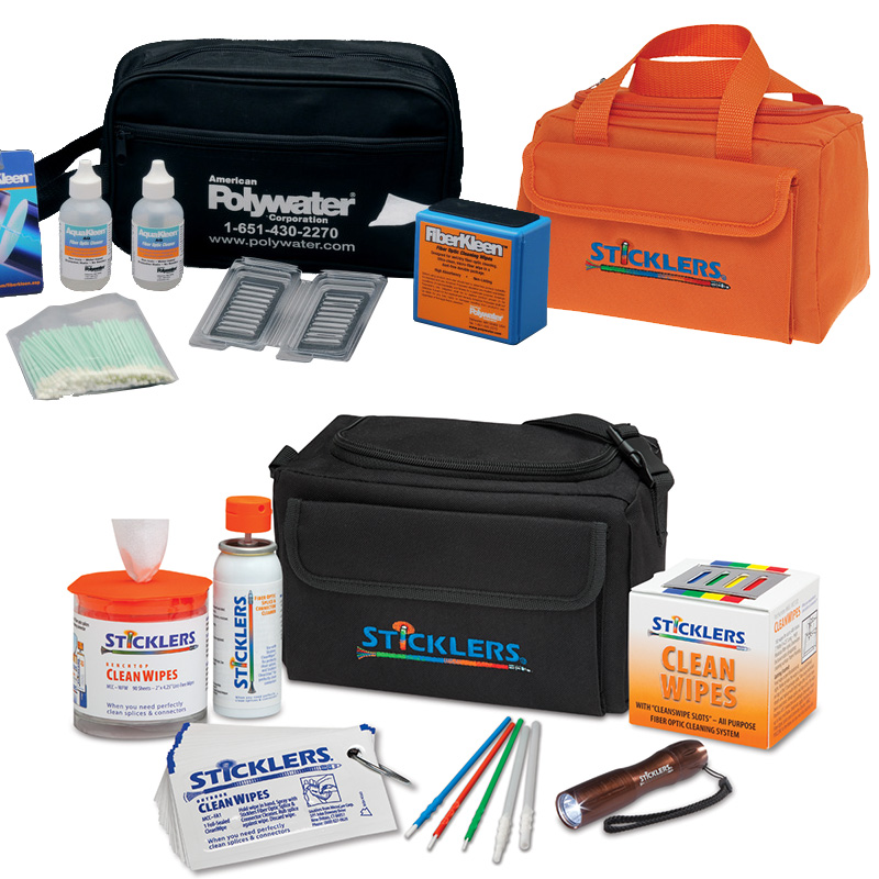 Image of Fiber Optic Cleaning Kits