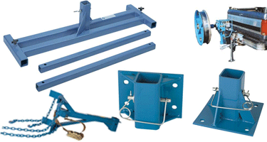 Image of Cable Puller Stands and Mounts
