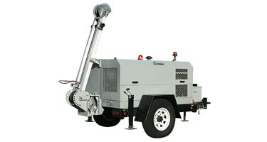 Image of WDR 505 Cable Pulling Trailer