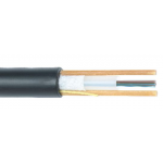 72CT SM RIBBON DIELECTRIC GEL FILLED FIBER OPTIC CABLE thumbnail