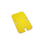 "SAFE-T LID YELLOW HANDHOLE COVER FOR 24"" X 36"" thumbnail"