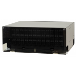 Image of 4RU 72 PORT PATCH & SPLICE PANEL SM LC 900UM PIGTAILS AND SPLICE TRAYS (small)