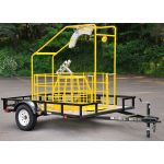 "1/2"" x 10,000' Trailer Mounted Fleeter FO Cable"