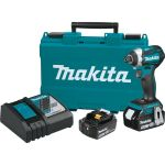 18V LXT® Lithium-Ion Brushless Cordless Quick-Shift Mode™ 3-Speed Impact Driver Kit (5.0Ah)