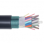 12CT SINGLEMODE LOOSE TUBE ARMORED DRY FIBER OPTIC CABLE thumbnail