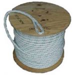 1/2 INCH DOUBLE BRAIDED CABLE PULLING ROPE - 1200'