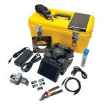 Core Alignment Fusion Splicer Contractor Kit With Battery And Cleaver