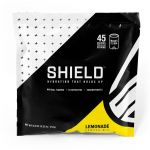 SHIELD® Electrolyte Powder Pouch (0.55lb / 250g) - Case of 20-Lemonade