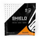 SHIELD® Electrolyte Powder Pouch (0.55lb / 250g) - Case of 20-Orange