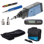 Fiber Inspection Probe Holster Kit with Micro Power Checker VFL & Cleaning Pen