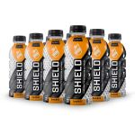 SHIELD® Electrolyte Drink, Ready to Drink Bottle (16.9 fl. oz), Orange (Case of 12)