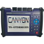 Canyon Singlemode OTDR 1310/1550 nm @ 37/35 dB With VFL OLS OPM Color Touchscreen SC-APC