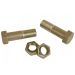 """2-1/2"""" Clevis Bolt for 819 D.Drill Swivel"""
