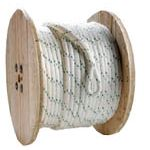 5/8 INCH DOUBLE BRAIDED CABLE PULLING ROPE - 1200'