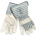 LINEMAN LONG-CUFF GLOVES PAIR, SIZE LARGE