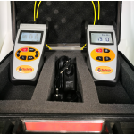 Canyon Optical Loss Test Set 1310/1490/1550/1625 OLS 850/1300/1310/1490/1550/1625 Auto Detect OPM With Case