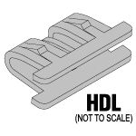 Cable Rack Hook Arm Lock Pack of 50
