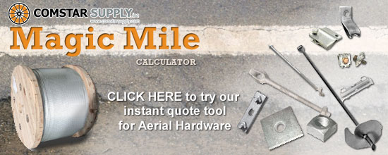 Magic Mile Aerial Equipment Supplies
