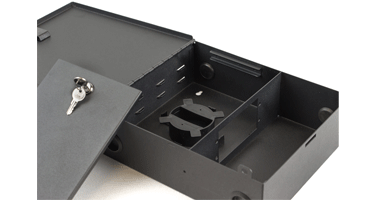Image of Wall Mount Empty Chassis