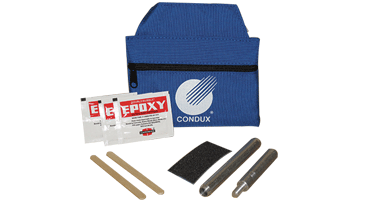 Image of Duct Rodder Repair Kits and Epoxy