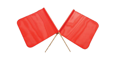 Image of Safety Flags