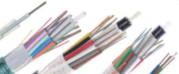 Image of Dielectric Dry Loose Tube Fiber Optic Cable