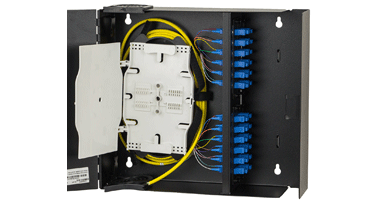 Patch Panels Fiber Optic Termination Amp Organization