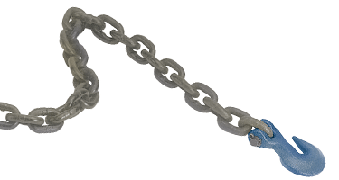 Image of Chain, Double Hook, Alloy Links