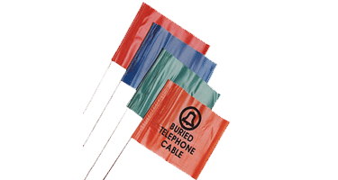 Image of Marking Flags