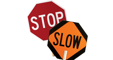 Image of Slow/Stop Paddle