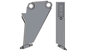 Image of Vibratory Plowing Pull Blades